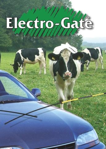 Elektrická závora pro elektrický ohradník