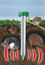 Odpuzovače myší, krys, potkanů, hrabošů, hryzců, krtků, odpuzovače kun, plašiče na kuny, plašiče na ptáky
